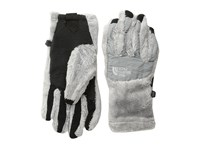 The North Face Women's Denali Thermal Etip Glove High Rise Grey Monument Grey Extreme Cold Weather Gloves Gray