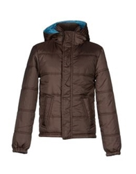 Revolution Jackets Cocoa