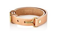 Giles And Brother Men's Visor Cuff Bracelet Nude
