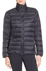 Adidas Women's Lightweight Down Jacket Black Utility Black