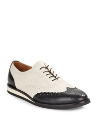 Polo Ralph Lauren Johnsly Oxfords Black Ivory