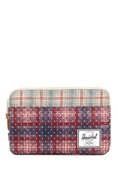 Herschel Supply Co. Anchor Printed Macbook Air Case Multi