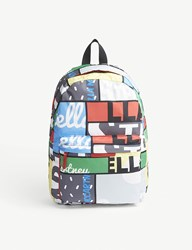Stella Mccartney Bang Cycling Print Backpack