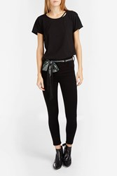 Citizens Of Humanity Women S Rocket High Rise Skinny Jeans Boutique1 Black