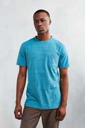 Urban Outfitters Uo Galaxy Pocket Tee Turquoise