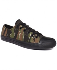 Denim And Supply Ralph Lauren Raimy Sneakers Men's Shoes Earth Camouflage Black
