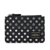 Head Porter Ziggy Coin Case Black