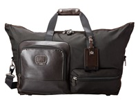 Tumi Alpha Bravo Grissom Travel Satchel Hickory Satchel Handbags Brown