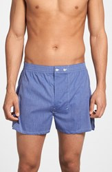 Nordstrom Men's Men's Shop Classic Fit Cotton Boxers 3 Pack
