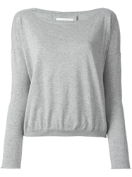 Mauro Grifoni Boat Neck Sweater