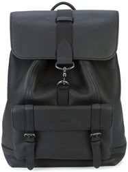 Coach Bleecker Backpack Black