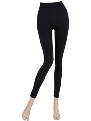 Wolford Velvet 100 Den Leg Support Leggings