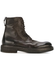 Marsell Military Boots