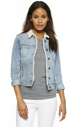 Paige Aspen Sherpa Jacket Haven
