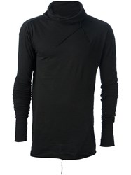 Lost And Found Ria Dunn Slim Fit Sweater Black