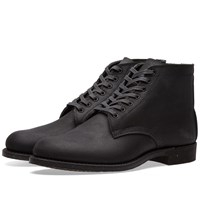 Red Wing Shoes 8063 Heritage Work 6 Merchant Boot Black
