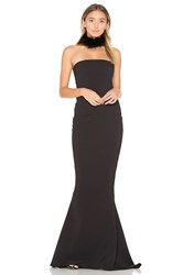 Nookie Angelina Gown Black