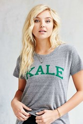 Urban Outfitters Kale Tee Grey