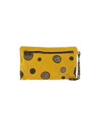 Manila Grace Denim Bags Handbags Women Yellow