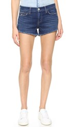 L'agence The Perfect Fit Shorts Antique