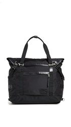 Master Piece Potential V2 Two Way Tote Black