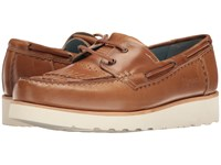 Grenson Stevie Moccasin Natural Pull Up Men's Moccasin Shoes Neutral