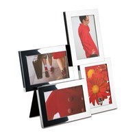 Umbra Lira Photo Frame 4X6' Chrome