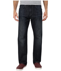 Mavi Jeans Matt Mid Rise Relaxed Straight In Deep Stanford Deep Stanford Men's Jeans Blue