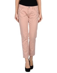 Amy Gee Denim Pants Skin Color
