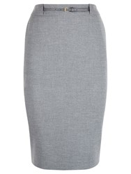 Damsel In A Dress Hoxton Skirt Grey
