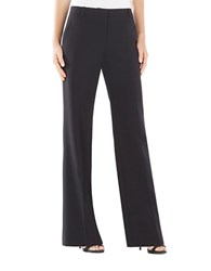 Bcbgmaxazria Simon Wide Leg Dress Pants Black
