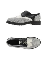 Never Ever Footwear Lace Up Shoes Men
