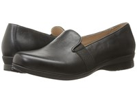 Dansko Addy Black Nappa Women's Flat Shoes