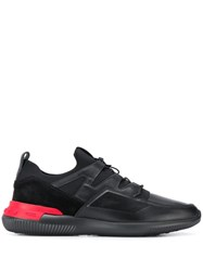 Tod's Pull On Low Top Sneakers Black