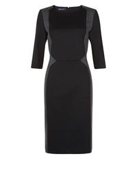Aquascutum London Betsy Dress Black