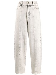 Stella Mccartney Bleached Tapered Jeans 60