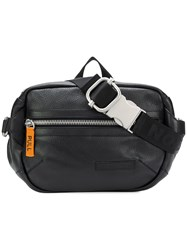 Heron Preston Logo Plaque Belt Bag Black