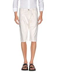 Imperial Star Bermudas White