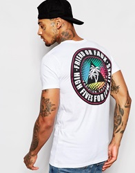 Friend Or Faux Santamonica T Shirt White