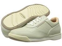 Rockport Prowalker M7100 Sport White Wheat Men's Shoes Beige