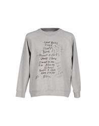 6397 Topwear Sweatshirts Men Grey
