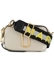 Marc Jacobs Snapshot Small Camera Bag Nude And Neutrals