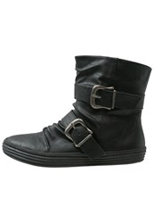 Blowfish Octave Boots Black