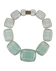 Elie Saab Jewellery Necklaces Women Sky Blue