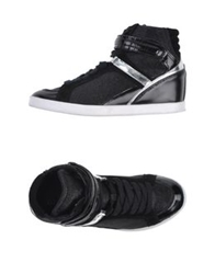 Guess High Tops And Trainers Black