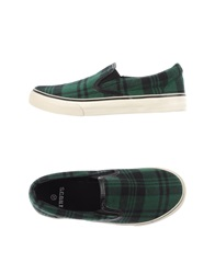 Scout Sneakers Green