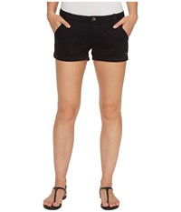 Roxy Lifes Adventure Twill Short Anthracite Women's Shorts Pewter