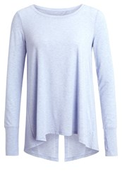 Gap Long Sleeved Top Bleach Blue