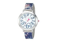 Betsey Johnson Bj00688 01 Navy Floral Watches