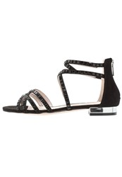 Faith Jessica Sandals Black